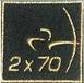 Distinction 2x70m 550 pts