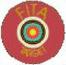 Fita target rouge 575